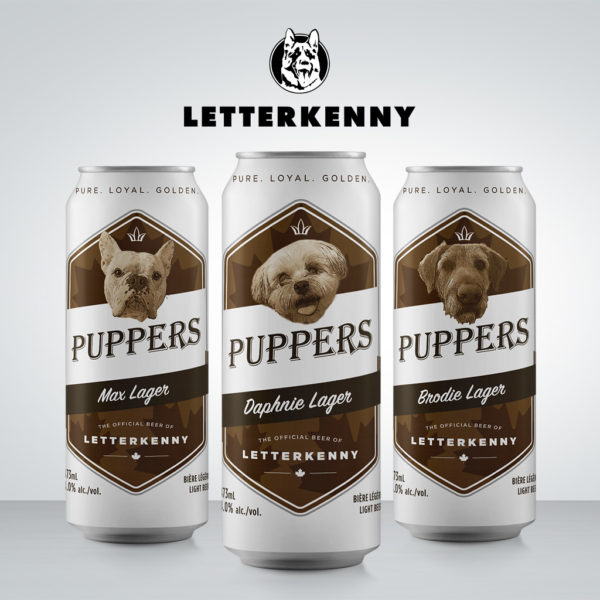 Puppers Pup-Up Shop