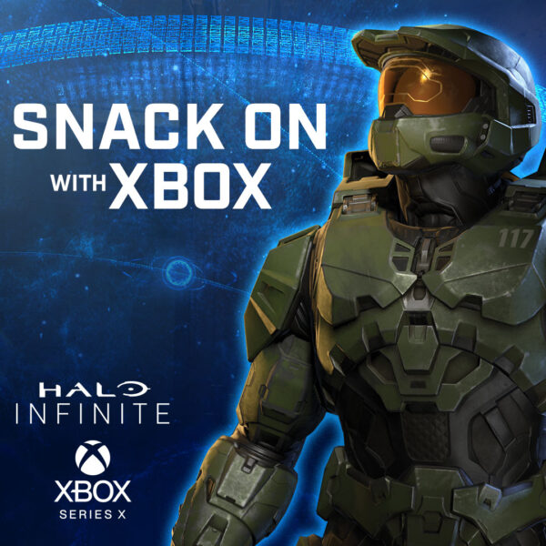 Snack on with Xbox